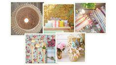 Décoration de mariage provençal couleur pastel coussins décors en plein air http://www.vogue.fr/mariage/inspirations/diaporama/mariage-10-comptes-instagram-pour-la-dcoration/20949#mariage-10-comptes-instagram-pour-la-dcoration-3