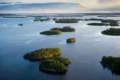 Seengebiet © Juha Määttä/ Vastavalo/ Visit Finland