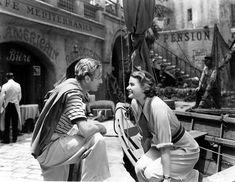 Leslie Howard and Ingrid Bergman -- Intermezzo: A Love Story