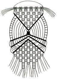 """Résultat de recherche d'images pour """"макраме сова"""""""