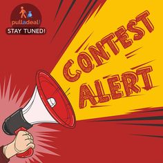 Get ready! We're coming up with a contest! Stay tuned. www.pulladeal.com #pulladeal