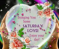 Bringing You Some Saturday Love