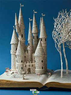 Books bring stories to life.