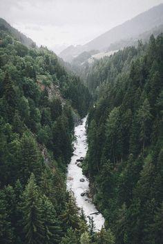 Bellwald, Switzerland Landscape & Nature