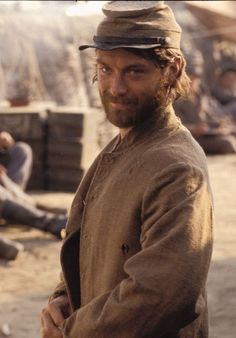 Inman (Jude law) - Cold Mountain (2003)