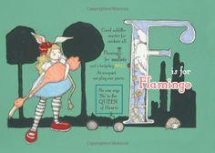 The Wonderland Alphabet - F