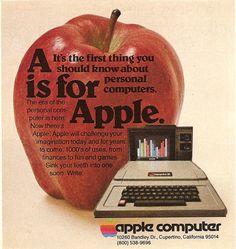 Apple Ad 1978
