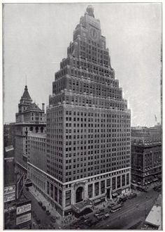 Image result for new york skyscraper black and white