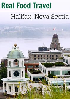 food travel halifax nova scotia