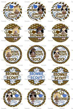 brownie bottle cap images