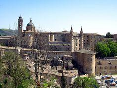 Urbino Landscape - Marche, Italy