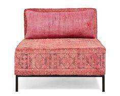 ABC Home pink Sent Sofa
