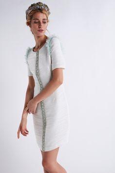 dfa23d583 Catálogo Matilde Cano - Vestidos largos y cortos para las ocasiones  especiales Vestidos Transparentes
