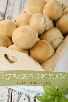 Snacks Für Die Party, Hamburger, Bread, Babys, Recipe Pizza Dough, Healthy Finger Foods, Babies, Brot, Baby