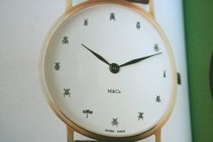 Of the watches designed by M&Co.