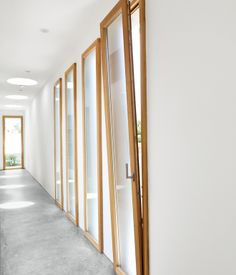 Tilt-turn wood window-doors