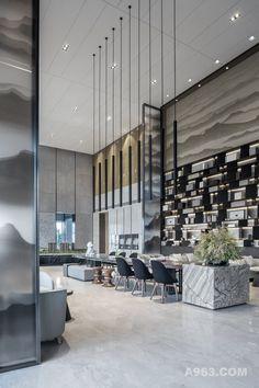 矩阵纵横—广州华润天合销售中心 - 公共空间 - 第5页 - 王冠设计作品案例