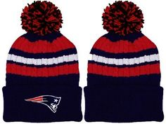 2017 Winter NFL Fashion Beanie Sports Fans Knit hat New England Patriots  Shoes b25de20d7
