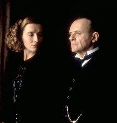 Remains Of The Day - Emma Thompson, Anthony Hopkins - photo that inspired the poster