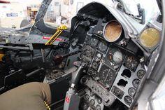 F-4 cockpit, CAF Museum, Falcon Field, Mesa AZ (photo: Paul Woodford)