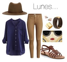 """""""Lunes..."""" by marianny-rincon on Polyvore"""