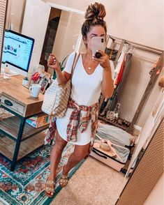 """Casual tee shirt dress✨ - """"Fashion is what you buy. Style is what you do with it"""" - Cute Casual Outfits, Preppy Outfits, Cute Summer Outfits, Stylish Outfits, Girl Outfits, School Outfits, Europe Outfits Summer, Fashion Outfits, Easy Outfits"""