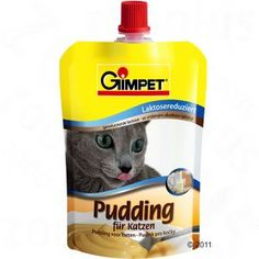 Gimpet Pudding for Cats £1.69