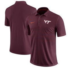 Virginia Tech Hokies Nike 2017 Early Season Polo - Maroon