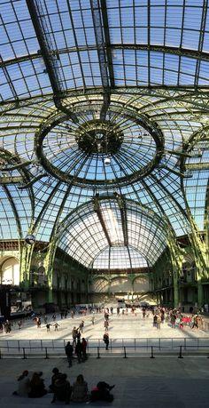 le grand palais Paris par Cr4ig