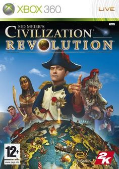 I'm not sure if this is different from what I already have.....  Amazon.com: Sid Meier's Civilization Revolution - Xbox 360 (Greatest Hits): Video Games