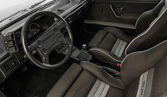 Gol GTS 1990 - interior
