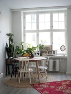 Dining room | Anna Stolzmann's home | Photo: Pupulandia