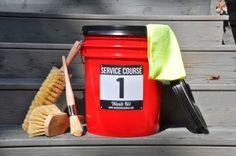 The Service Course: Service Course Wash Kits