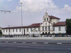 São Paulo, Brasil - Museu de Arte Sacra - (Mosteiro da Luz)