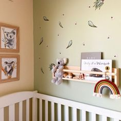 Our Whimsical collection of decals will promote fantastical thought in your child. Think gum leaves growing out of their mirror, dinosaurs roaming the wall behind their desk, or bunnies and butterflies at play above their bedhead – the application is only limited by your inner-child, or perhaps your child's imagination if you're game for them to help you with the room design!  📸 @raising.little.ritchies Your Child, Inner Child, Wall Sticker, Decals, Change Your Mind, Eucalyptus Leaves, Original Artwork, Toddler Bed, How To Draw Hands