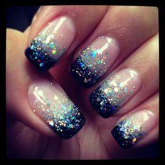 Glitter sparkle