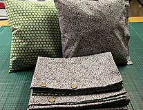 Úžitkový textil - posteľná bielizeň - 5375498_