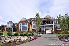 Isabella & Max Rooms: Street of Dreams Portland Style - House 6