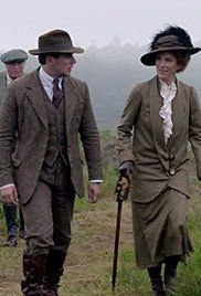 Downton Abbey Season Five Episode 9. Autumn of 1924. It's grouse shooting season and Rose's father-in-law invites the Crawley family to a shooting party in Northumberland.