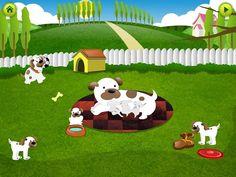 best kids apps - Animal Kinderland