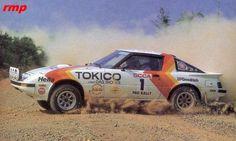 1978 MAZDA RX-7 SA22C GROUP B RALLY CAR