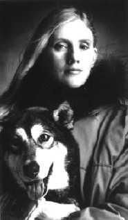 Libby Riddles - First woman to win the Iditarod Trail Sled Dog Race.