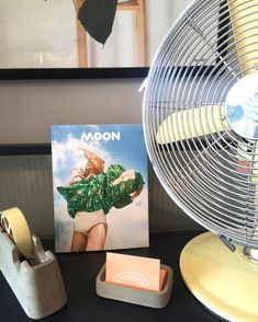 On our desk today - Moon Magazine issue 4! Perfect lunchtime reading. A great launch party last night @moon_magazine - and we can't wait to have issue 4 in stock soon! #inresidencestore #chatsworthroad #moonmagazine #independentpublication #homewares #homeaccessories #vase #cushion #livingroom #bedroom #textiles #interiordesign #livingroomideas #tribal #housedecor