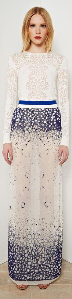 Rachel Roy ● RESORT 2014 - finally. contemporary floralism