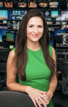 Molly Kordares (AB '05). New York, NY. CBS News Producer.