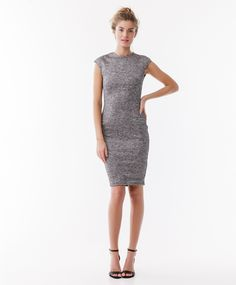 Chic dress | Gina Tricot New Arrivals | www.ginatricot.com | #ginatricot