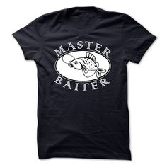 Master BaiterIf you love fishing, here is a funny shirt for you.fishing, master baiter