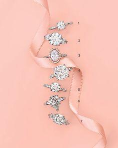 Martha Stewart wedding rings