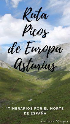 Ruta en 4x4 por los Picos de Europa en Asturias, Cantabria y León. #Asturias #barato #Cantabria #viajes Information About Spain, Asturias Spain, Basque Country, Spain And Portugal, Seville, Spain Travel, Beautiful Places, Road Trip, Places To Visit