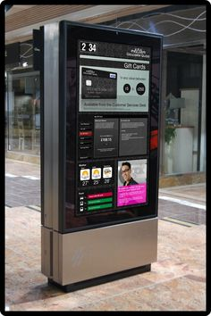 WayFinder solution really popular in shopping malls, leisure parks, airports and other service industries. wayfinderkiosk.com/